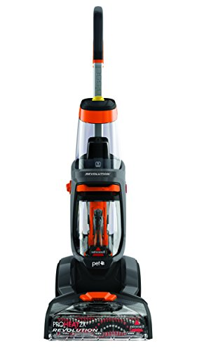 2 bissell proheat revolution pet - Steam Cleaner Reviews