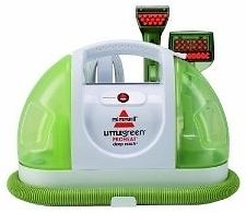 Green ProHeat Portable Carpet & Upholstery Cleaner