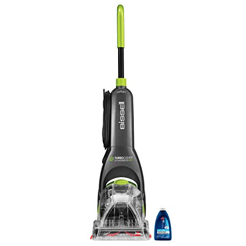 BISSELL Turboclean Powerbrush Pet Upright Carpet Cleaner Machine and Carpet Shampooer